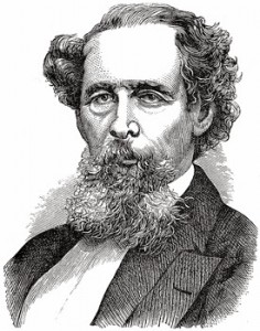 Charles Dickens, Author's Collection