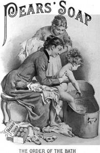 Soap Advertisement, Courtesy of Wikipedia