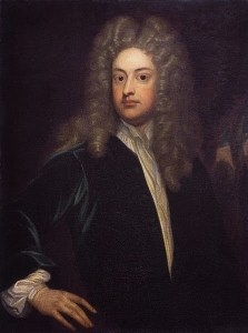 Button's Coffee House: Joseph Addison, Courtesy of Wikipedia