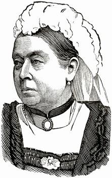 Victorian Era Dangers: Queen Victoria, Author's Collection