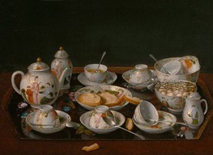 Tea Sets,Courtesy of the J. Paul Getty Museum