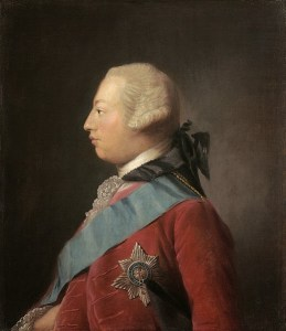 George III in 1762, Danger of the Georgian Era