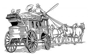 The Diligence Coach, Courtesy of Wikipedia