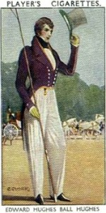 Edward Hughes Ball, Author's Collection