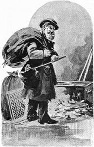 A Rag-and-bone Man, Public Domain
