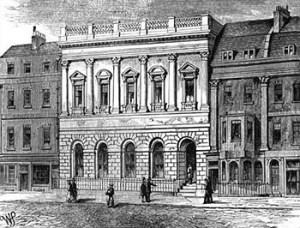 Brooks's club, Public Domain
