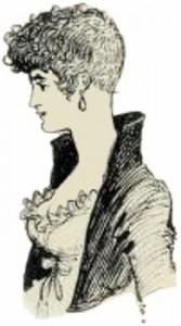 Coiffure à la Titus, Public Domain
