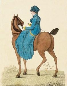 Equestrianism etiquette