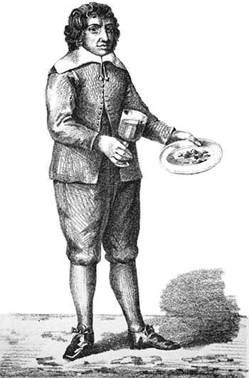 Stone-eater Francis Battalia, Public Domain