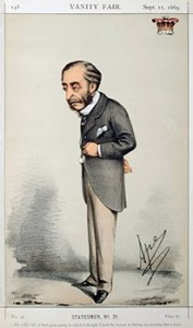 Henry Herbert, 4th Earl of Carnarvon in a Morning Coat, Courtesy of Wikipedia