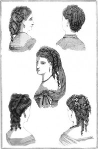 New Hairstyles for March, Author's Collection