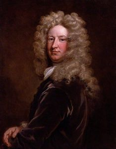 Kit-Cat Club or Kit-Kat Club: Sir Samuel Garth by Sir Godfrey Kneller, Courtesy of Wikipedia