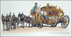 Lord Mayor's State Coach, Public Domain