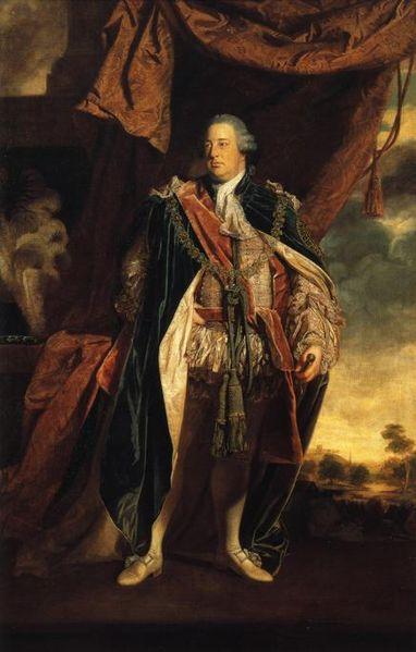 Prince William, Duke of Cumberland, Courtesy of Wikipedia