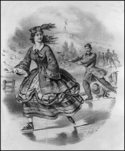 Skaters, Courtesy of Library of Congress