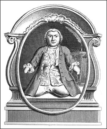 Matthias Buchinger, Public Domain