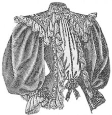 Tea Jacket, Author's Collection