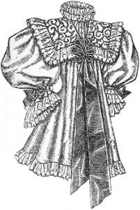 M-1786-x350a-Tea Jacket #7731