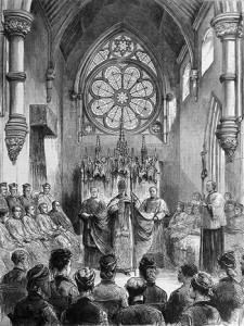 Church Services, Public Domain