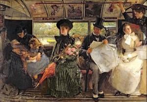 Victorian traveling etiquette