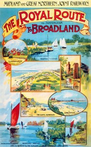 Travel Poster of the 1890s, Author's Collection