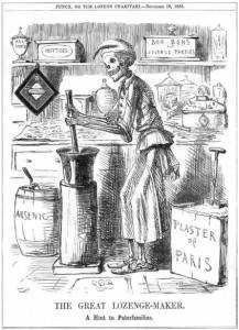 Bradford Lozenge Poisoning