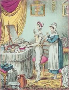 Lady's Maid.