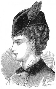 spring bonnets 1878