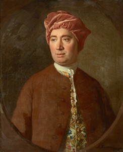 David Hume, Courtesy of Wikipedia