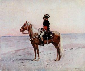 camel corps - Napoleon in Egypt, Courtesy of Wikipedia