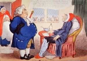 medicinal cures in the Georgian and Regency eras