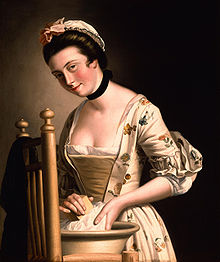 220px-A_Woman_doing_Laundry_by_Henry_Robert_Morland