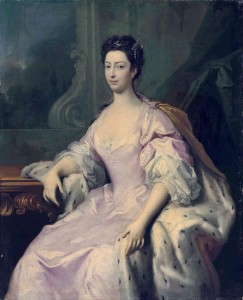 George II's daughter