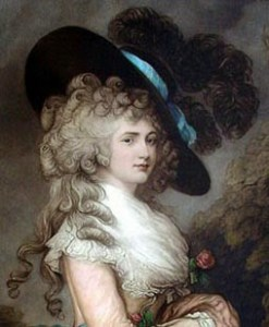 """Millinery - The """"Portrait"""" Hat, Courtesy of Wikipedia"""