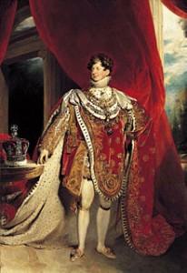 George IV, Courtesy of Wikipedia