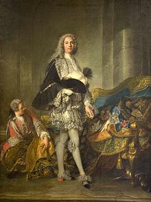 Duc de Richelieu and Madame de Polignac, Courtesy of Wikipedia
