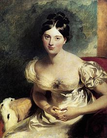 Marguerite Power, the Countess of Blessington, Courtesy of Wikipedia