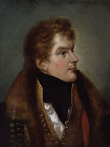 Charles John Gardiner, 1st Earl of Blessington, Courtesy of Wikipedia