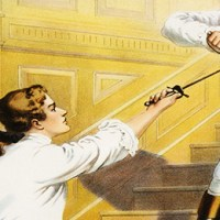 French Dueling Codes for Swords, Pistols, and Sabers