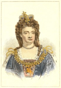 Anne of Great Britain, Author's Collection