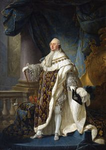 Bastille: Louis XVI, Courtesy of Wikipedia