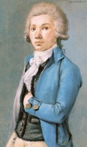 Antoine Barnave, Courtesy of Wikipedia
