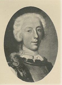 Claude Louis, Comte de Saint-Germain, Courtesy of Wikipedia