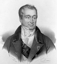 Duke of Berry's doctor Guillaume Dupuytren, Courtesy of Wellcome Images