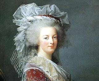 Louis XVI's will - Marie Antoinette