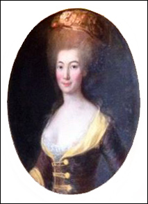 Vestier's Painting of the Princesse de Lamballe that was Stolen in 1986, Author's Collection