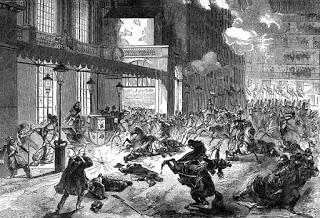 Attempt to assassinate Napoleon Bonaparte