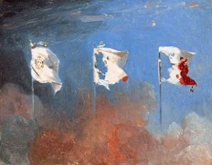 Scenes of July 1830 Alluding to the July Revolution of 1830, Courtesy of Wikipedia