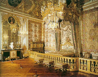 Location Where the Jewel Cabinet Now Resides at Versailles, Courtesy of Wikipedia