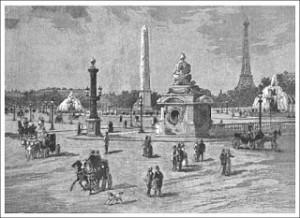 Place de la Concorde, Public Domain